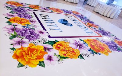 How Much Does A Custom Dance Floor Wrap Cost?